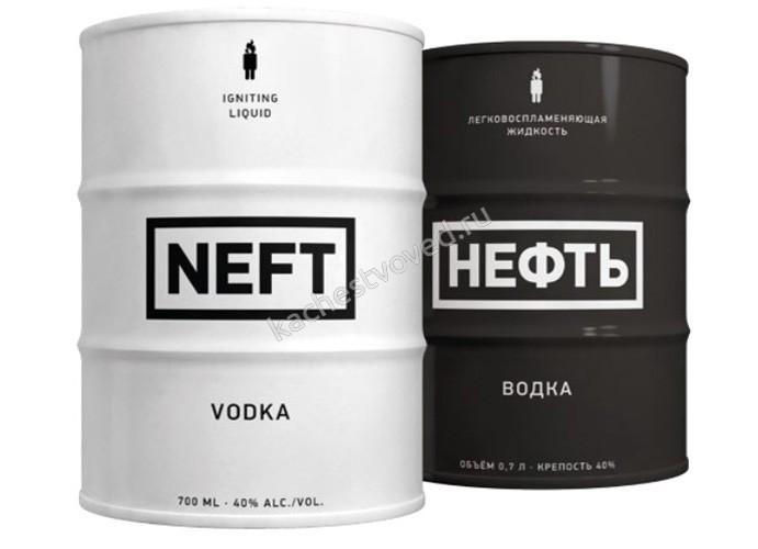 водка neft