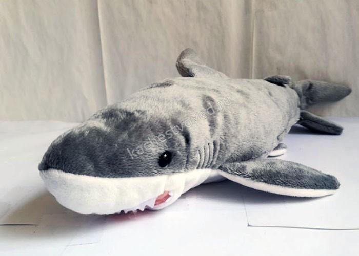 акула из икеи блохей Blåhaj подделка