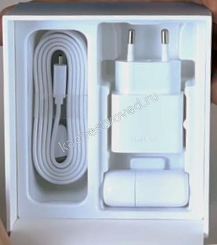 Зарядное, кабель и очиститель iqos