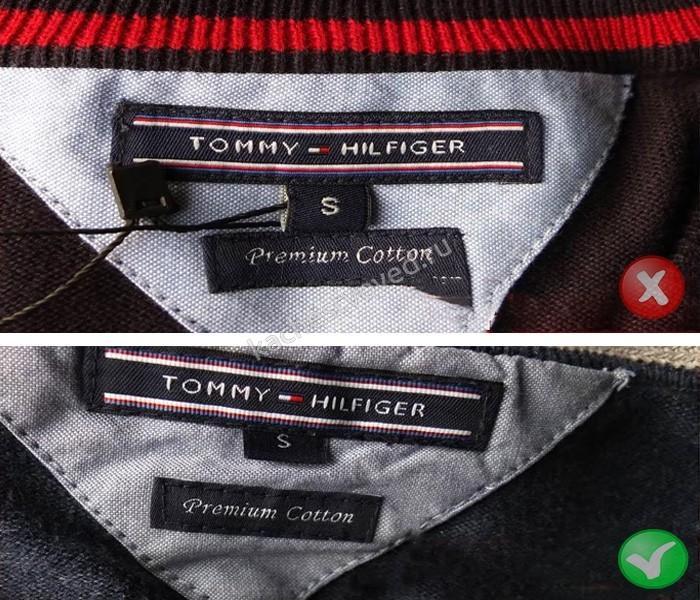Эмблема Tommy Hilfiger
