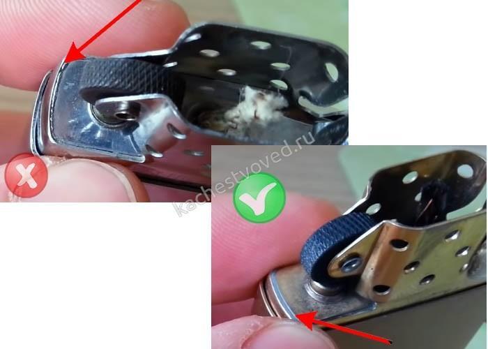 100% метод как отличить поддельную зажигалку Зиппо